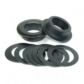 Wheels Manufacturing 386Evo to Shimano crank axle shims