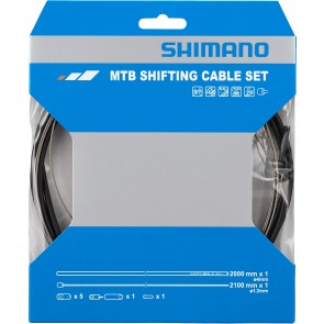 Shimano MTB Rear Gear Cable Set