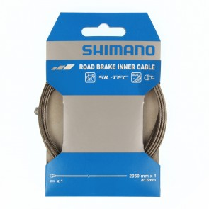 Shimano Road Brake SIL-TEC Coated Inner Cable