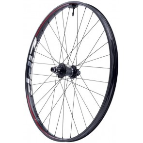 "Zipp 3Zero Moto 27.5"" Rear Wheel XD Freehub Silver/Red"